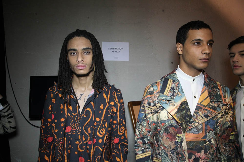 griot-mag-generation africa ethical fashion initiative pitti uomo ikiré jones (c) Trevor Stuurman