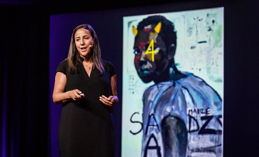 griot mag Guarda il TED Talk di Touria El Glaoui 1-54 Contemporary african art fair tanzania