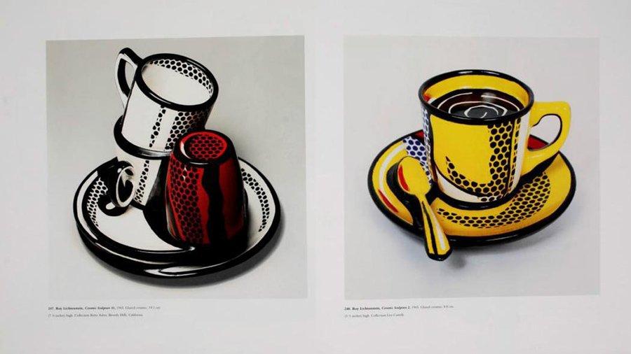 Roy Lichtenstein di Waldman, Diane; Lichtenstein, Roy, 1923-1997; Solomon R. Guggenheim Museum; Museum of Contemporary Art (Los Angeles, California); Montreal Museum of Fine Arts
