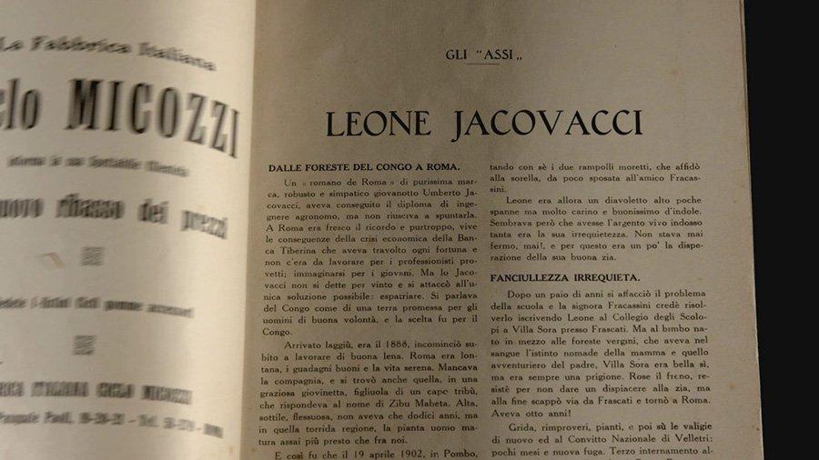 griot-mag-Il Pugile del Duce   Tony Saccucci ci racconta tutto su Leone Jacovacci, il Nero di Roma-Flaminio-Bosisio-JAcovacci_