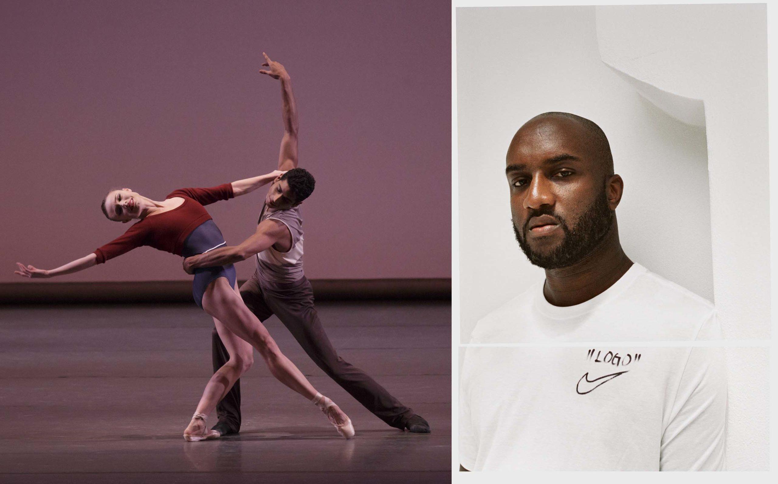 griot-mag-Il talento di Virgil -Abloh arriva al New York City Ballet-nike-the ten
