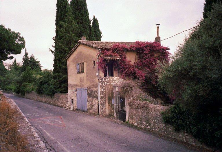 griot mag James Baldwin | La storica casa francese St paul demolita