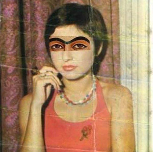 griot-mag-Joobin Bekhrad - e Reorient Magazine | Same brow, different story -Qajar-i-Goog by @vintagepersia