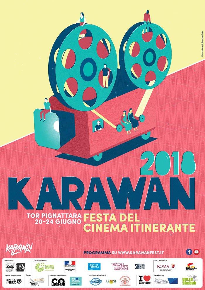 griot mag karawan -fest cinema- roma