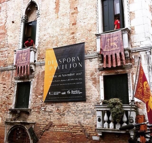 griot-mag-khadija saye padiglione della diaspora venezia