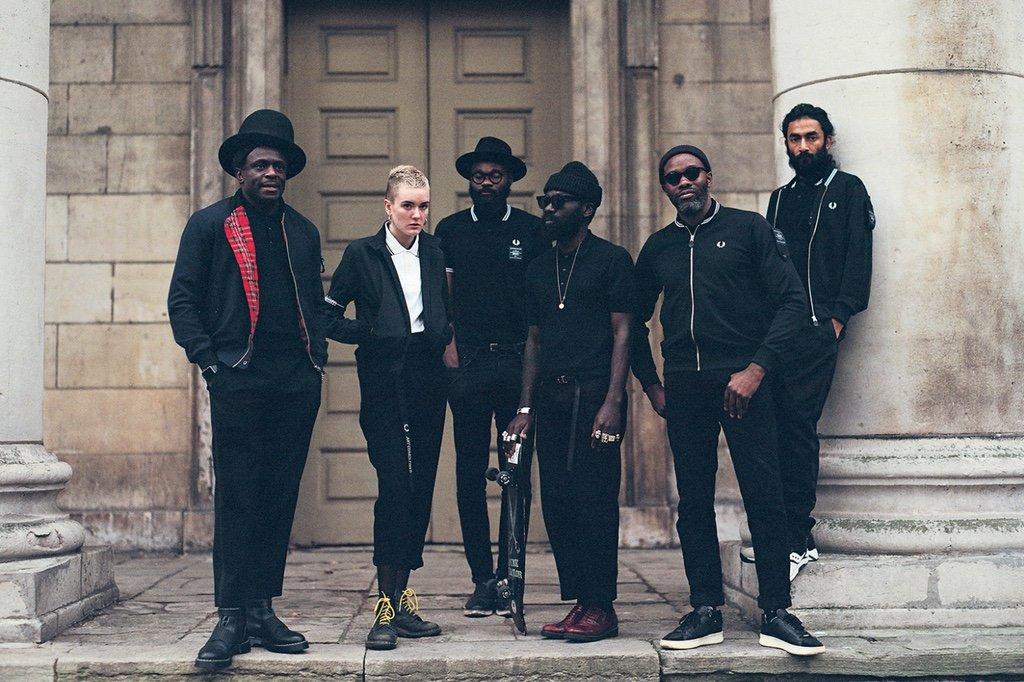 griot-mag-La nuova collezione Art Comes First x Fred Perry parla molto punk