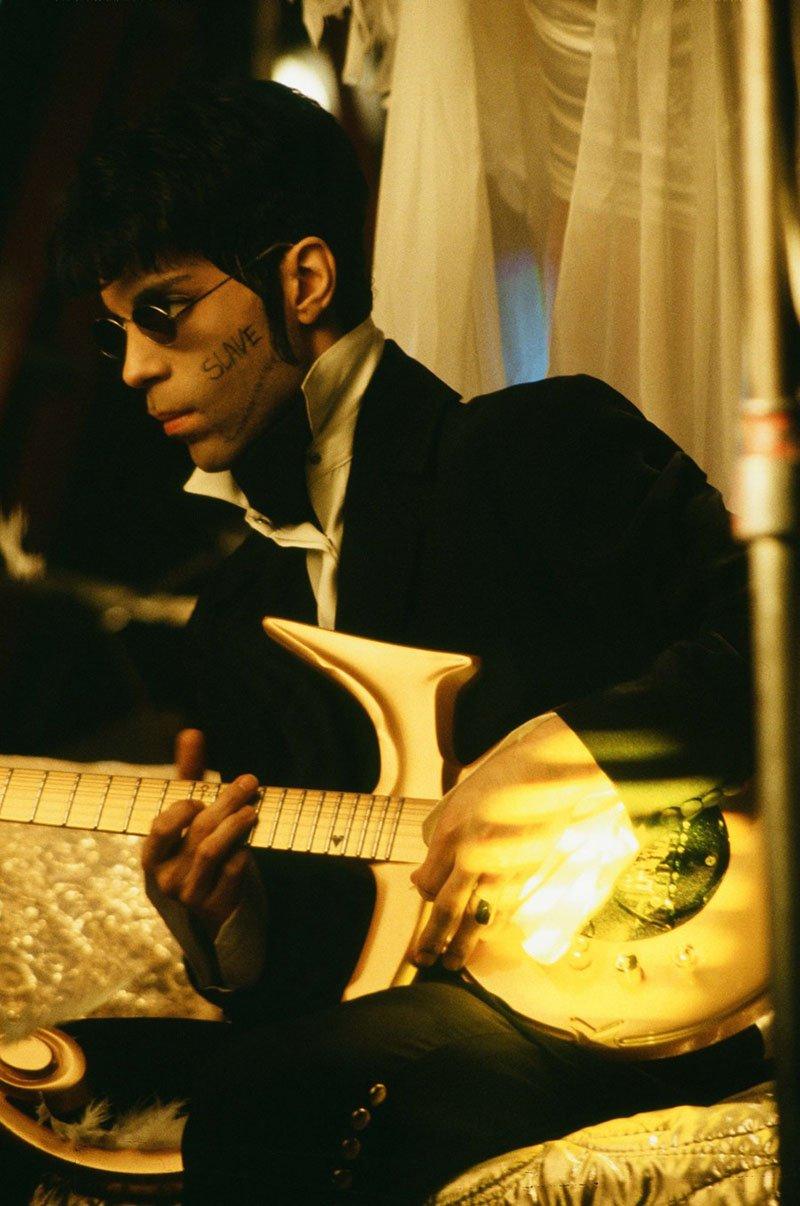 griot-mag Le-foto-mai viste di Prince pubblicate dalla sua fotografa personale