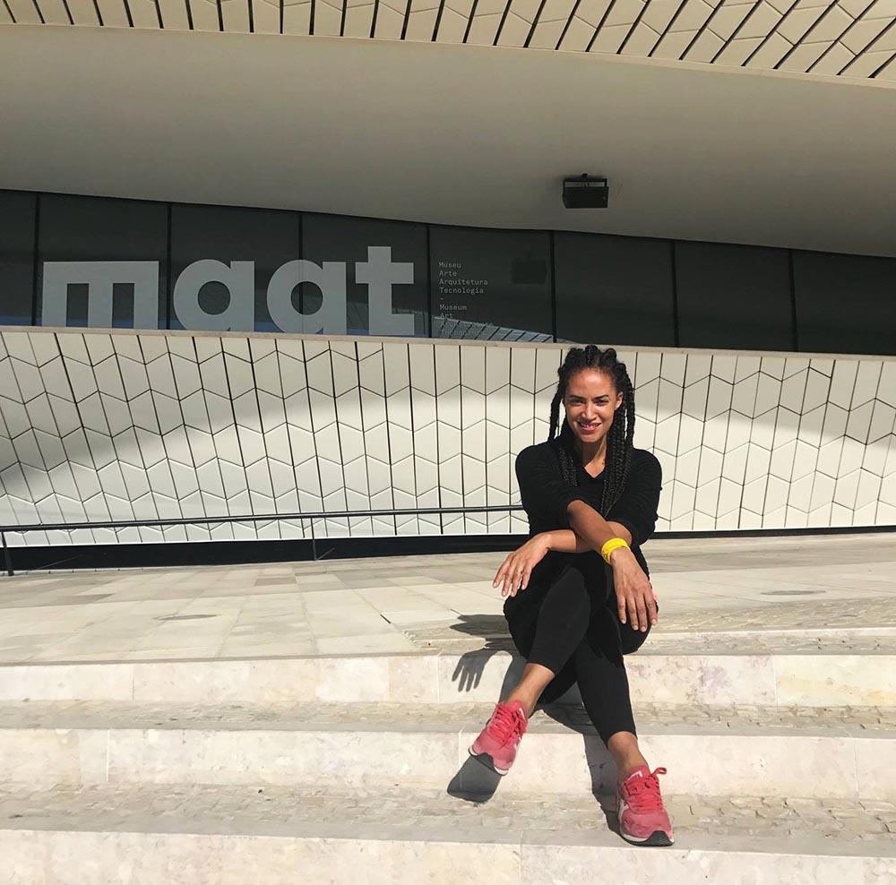 griot mag Le pratiche artistiche e decolonizzatrici di Grada Kilomba al Maat