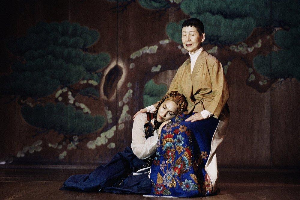 griot mag Midori Takada & Lafawndah Le Renard Bleu
