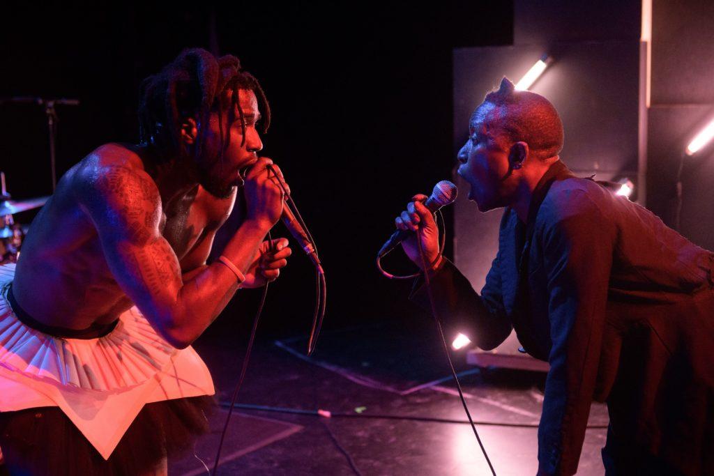 griot mag nora chipaumire short theatre intervista #punk 100% pop *nigga-_