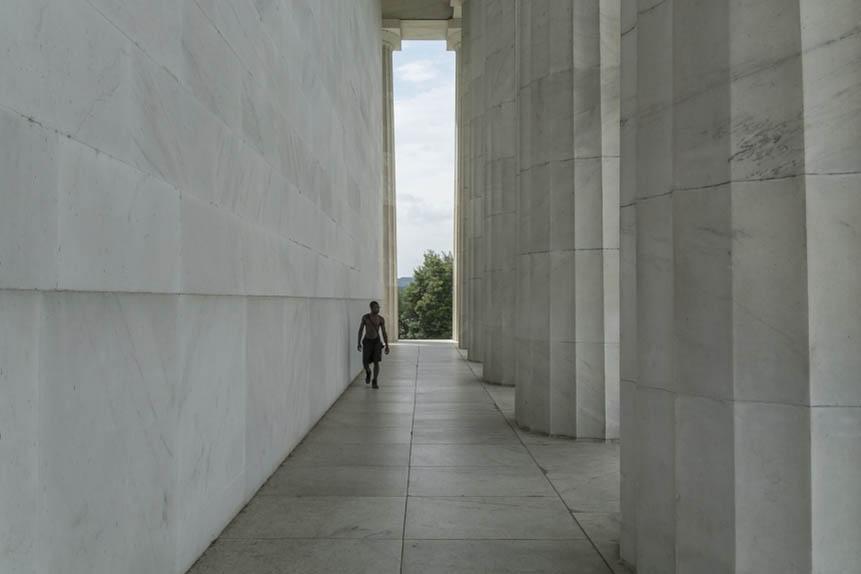 griot-mag-oliver-curtis-lato-b-dei-monumenti-Lincoln Memorial, Washington D.C., USA