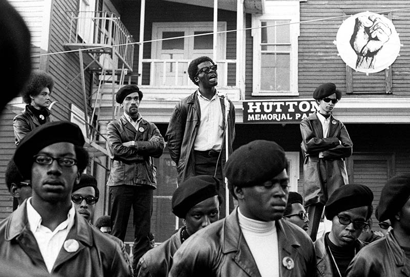 griot mag Black Panther Party - Aperture book