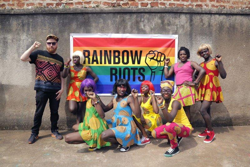 griot mag Rainbow Riots | Musiciste africane e caraibiche contro l'omofobia e la transfobia