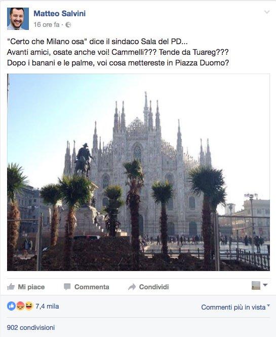griot-mag-Salvini-le -palme del Duomo sono Italiane | Parola di Matteo Foschi, l'esperto
