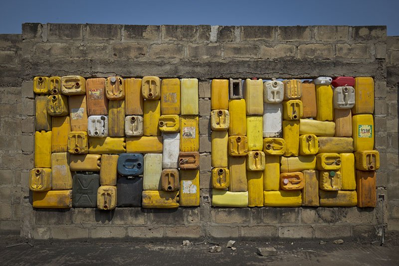 griot - mag serge attukwei clottey mostra miliano sometime in your- life