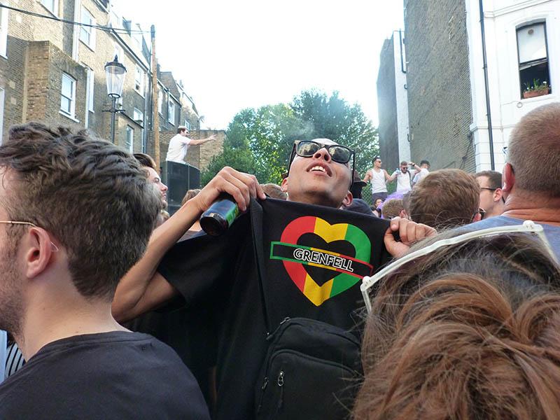 griot mag Siamo andati al Carnevale di Notting Hill grenfell tower