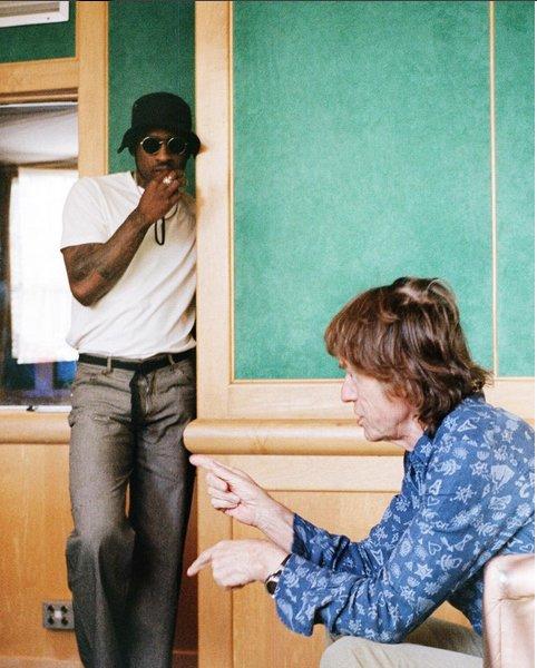 griot-mag-Skepta e Mick Jagger in studio ci stanno facendo arrovellare il cervello