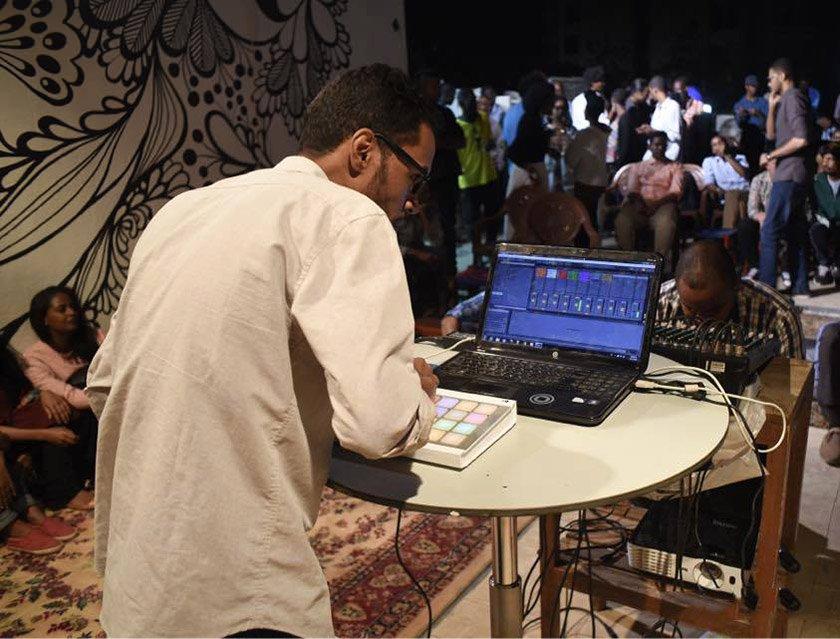 griot mag Sufyvn - L'incofondibile sound elettronico sudanese arriva in Italia in due date esclusive