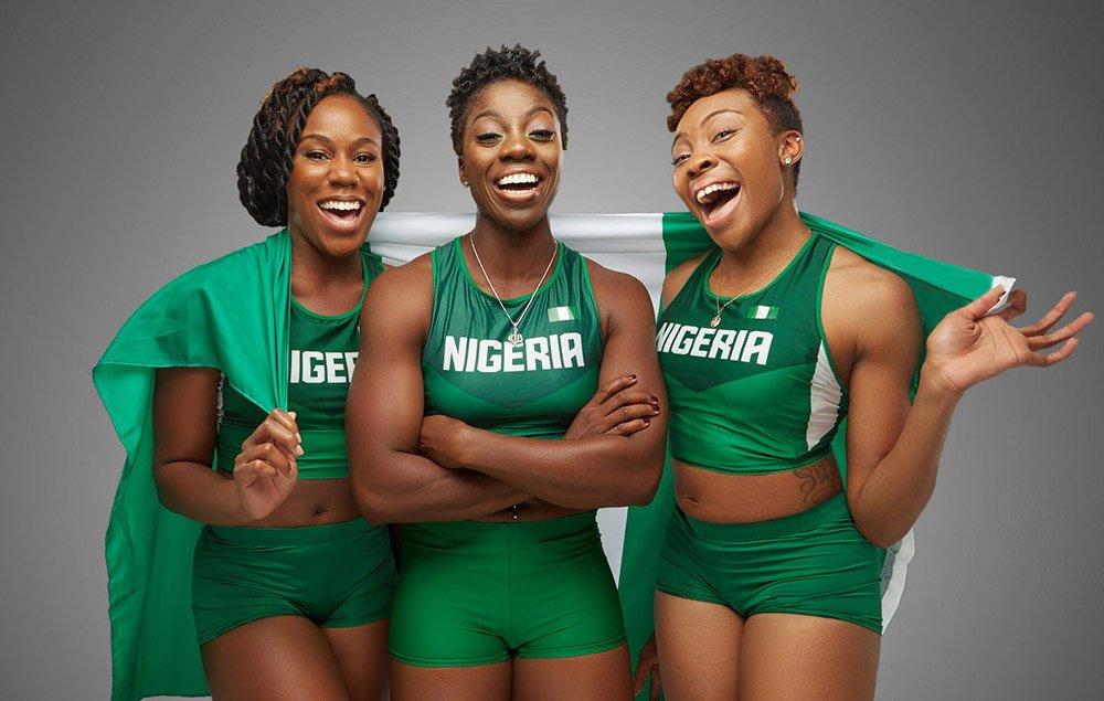 griot mag team di bob nigeria Giochi di Pyeongchang