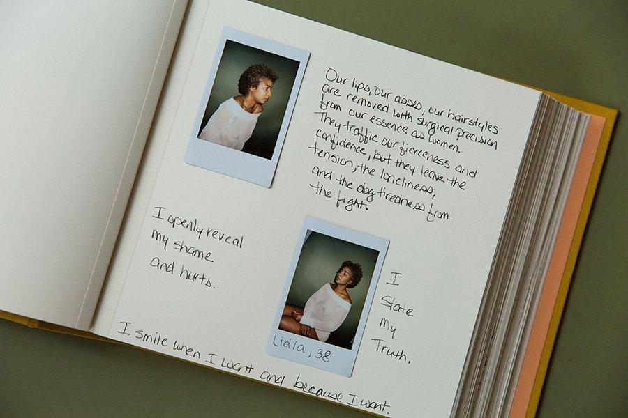 griot mag Testimonies-_- From the Table   Il libro ispirato da Solange