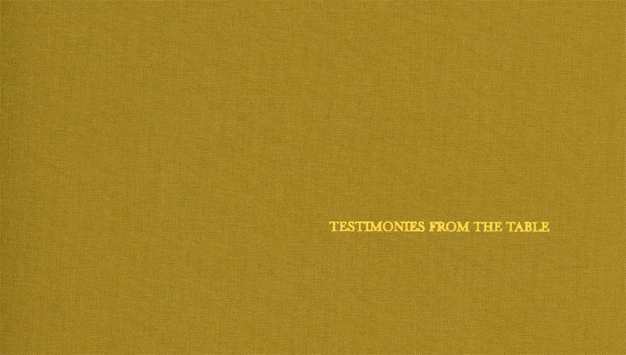 griot-mag Testimonies_- From the Table   Il libro ispirato da Solange