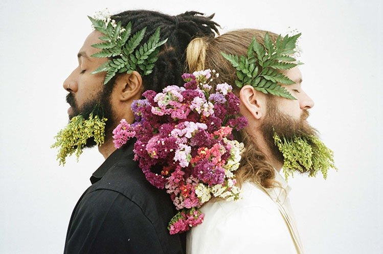 griot mag -The Man Who Loved Flowers | Brandon Stanciell