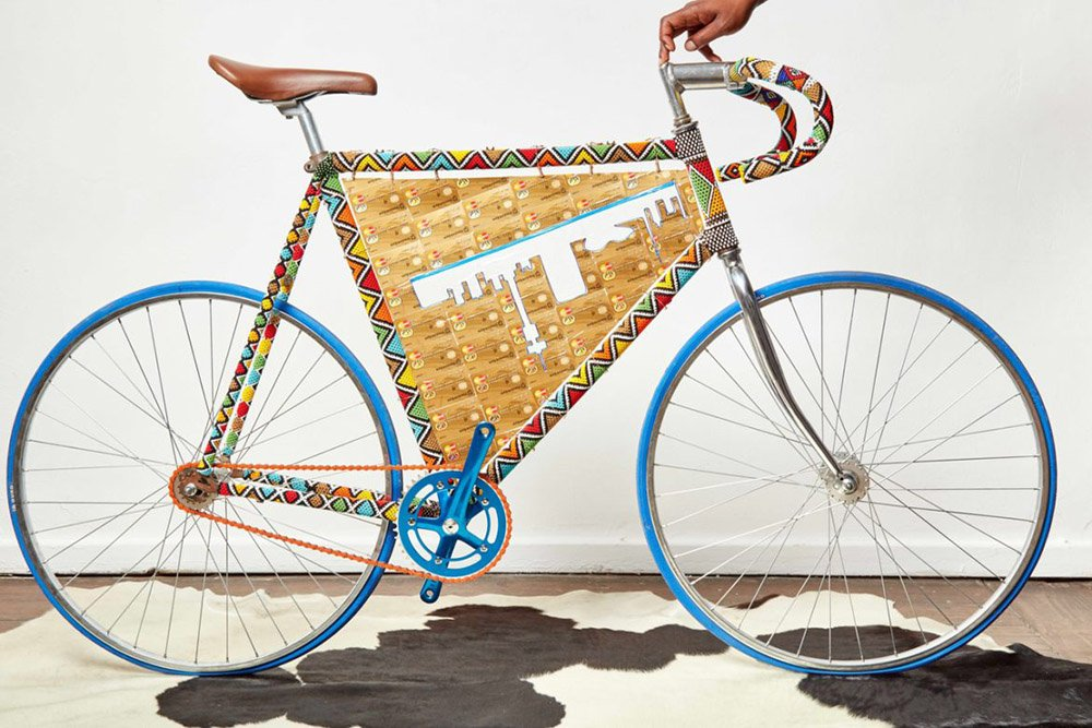 griot mag Trevor Stuurman ci presenta The STUURman Bike