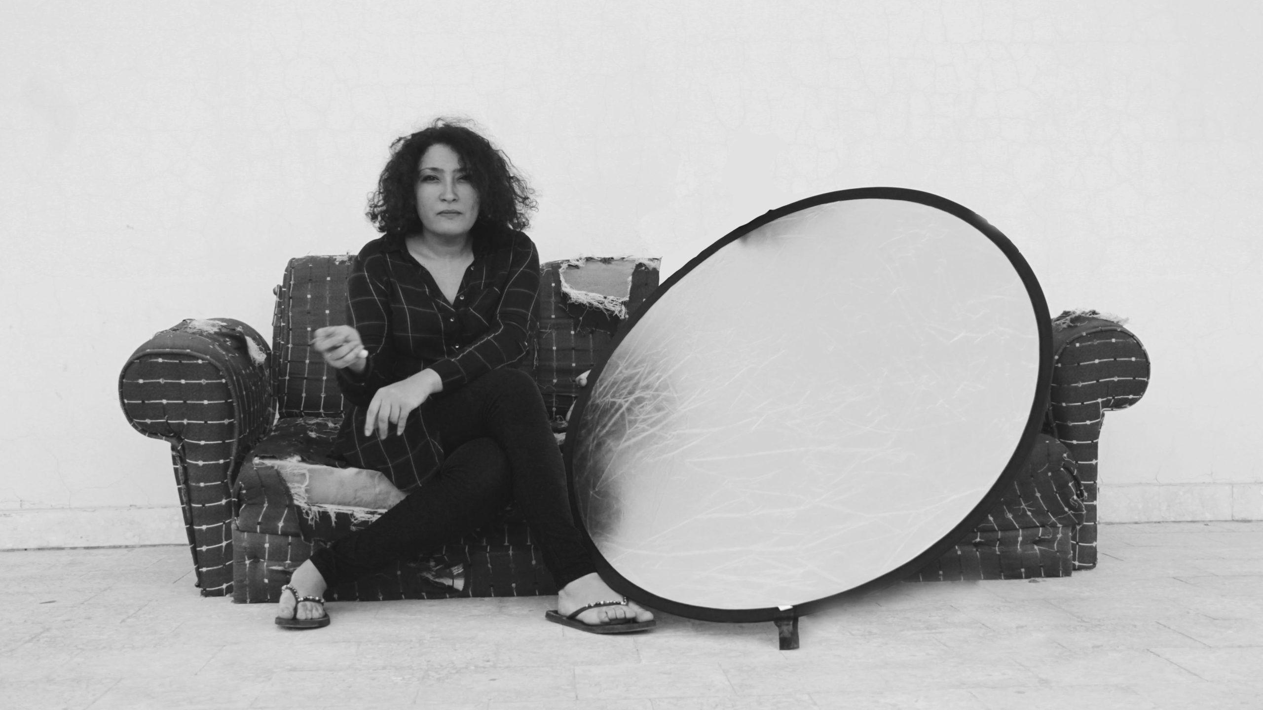 griot mag -Yara Mekawei - L'arte è - donna anche al Cairo