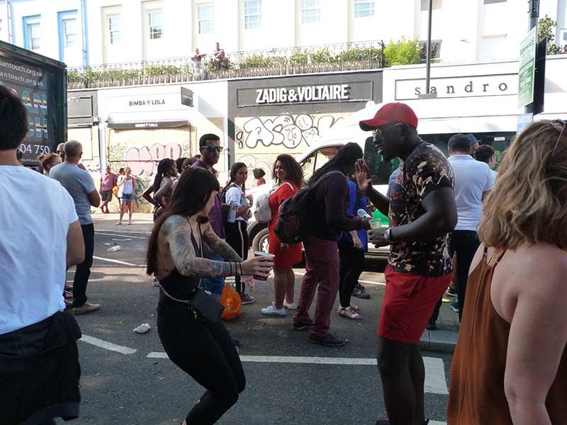 griot mag_-griot mag-_-Siamo andati al Carnevale di Notting Hill