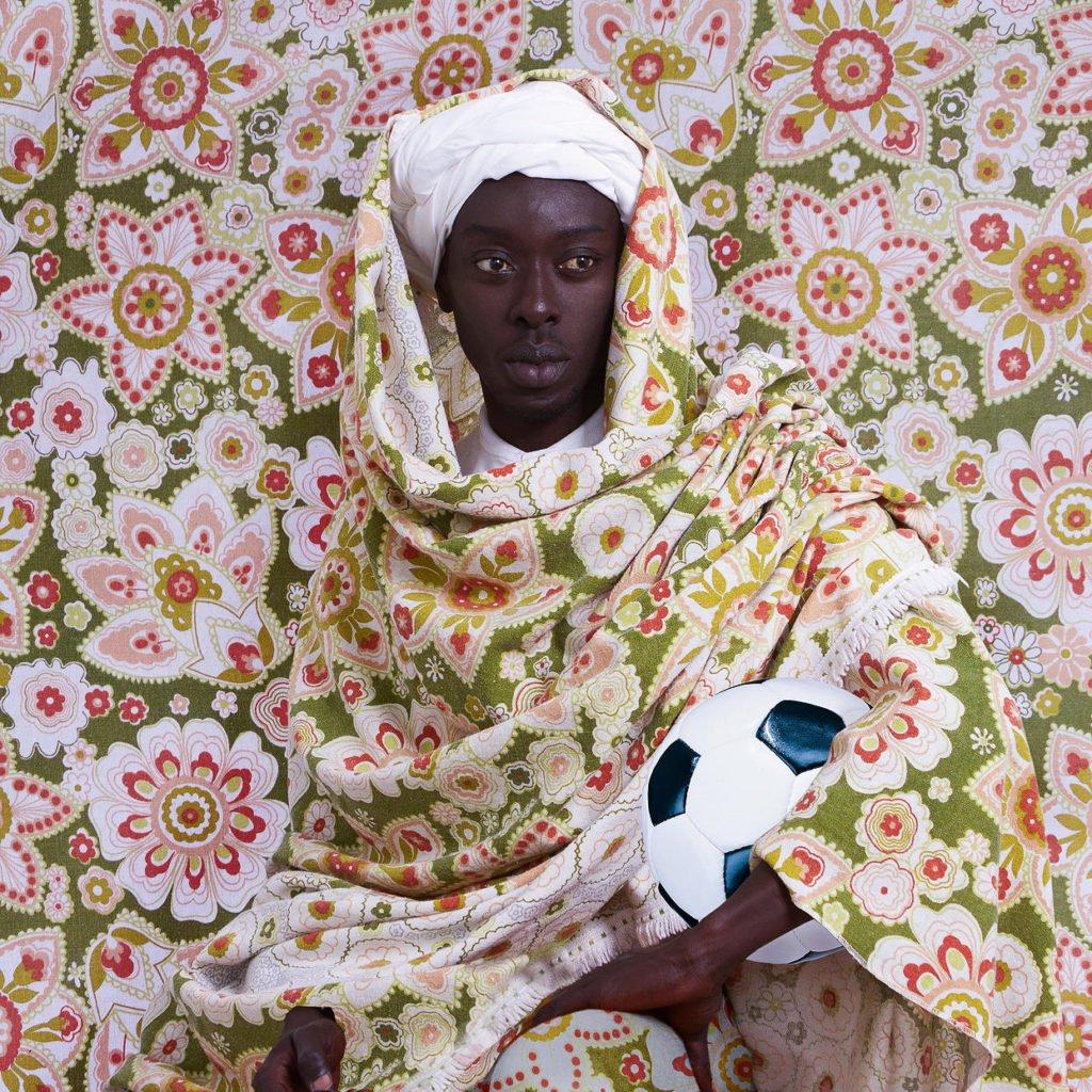 Griot Magazine A Maroccan Man ©Omar Victor Diop -Project Diaspora