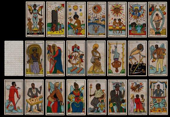 griot-magazine-Black Power Tarot-deck