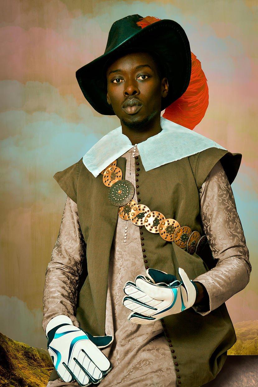 Griot Magazine-Don Miguel de Castro @Omar Vicotr Diop Project Diaspora