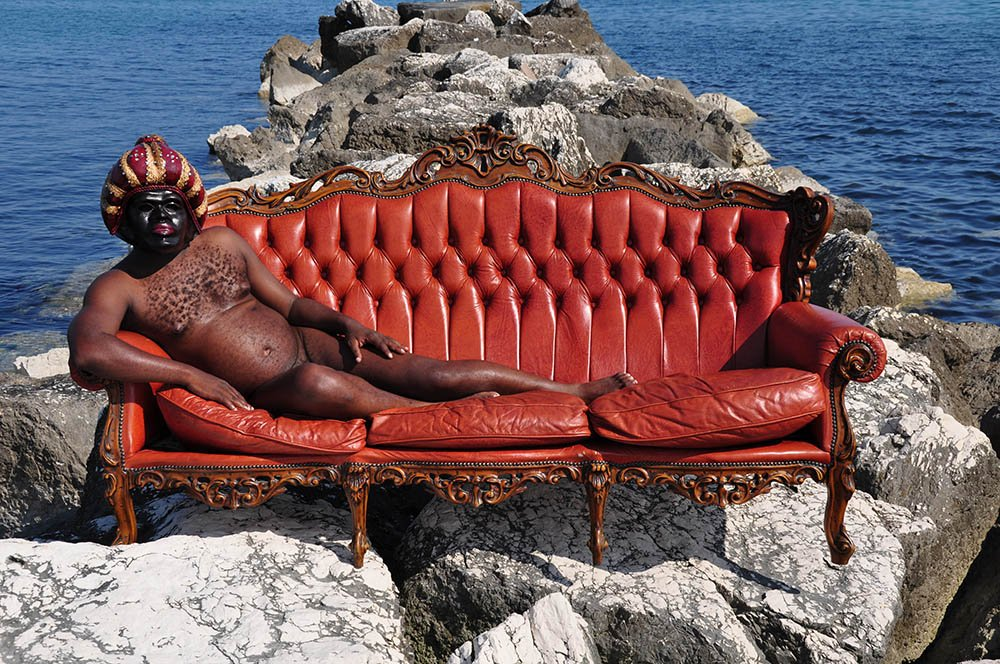Griot-magazine-KILUANJI-KIA HENDAThe Great Italian Nude