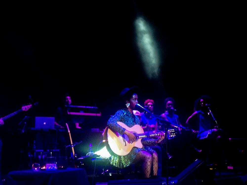 Griot Magazine Lauryn Hill Concerto auditorum parco musica roma