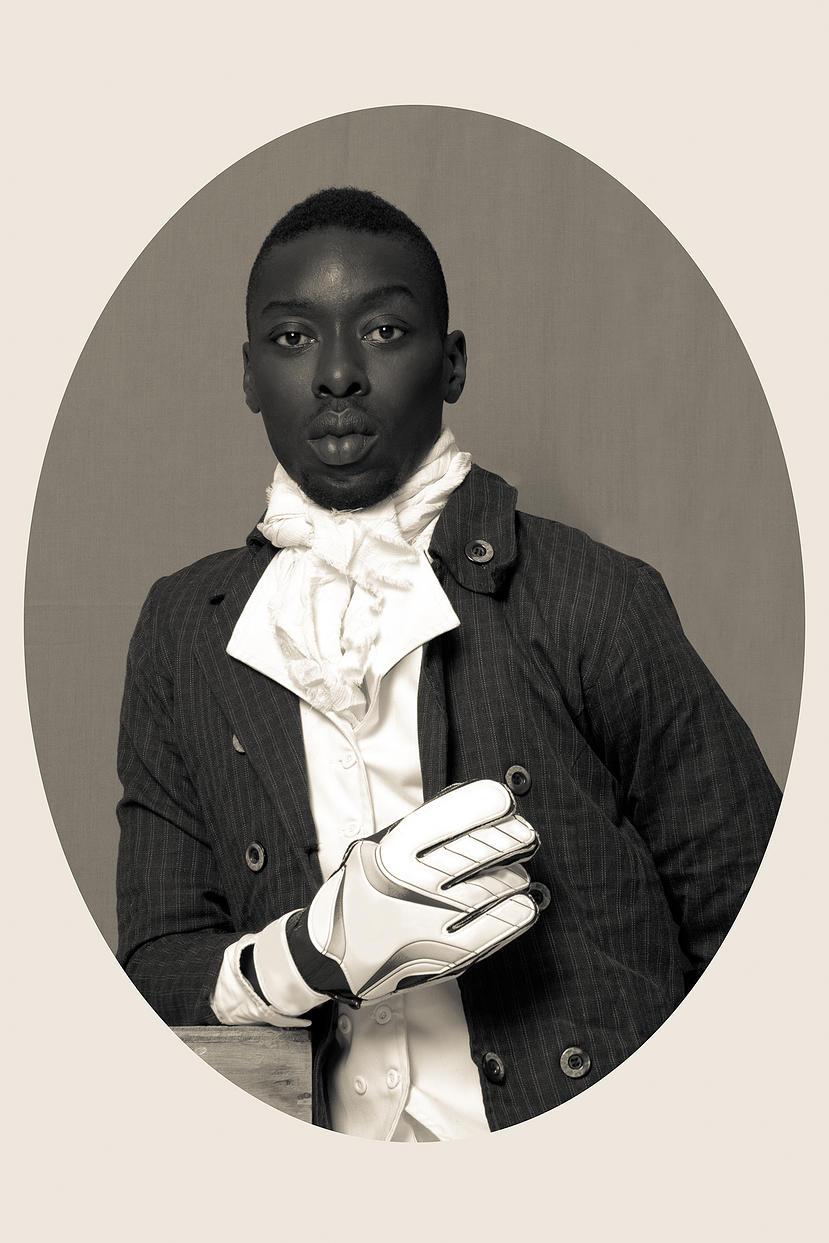 Griot Magazine Olaudah Equiano ©omar victor diop-project diaspora