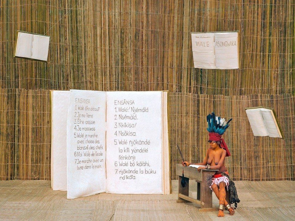 Griot Magazine Sono una Walé Portatemi rispetto ©Patricq Willoq_Walé Asongwaka, walé istruita