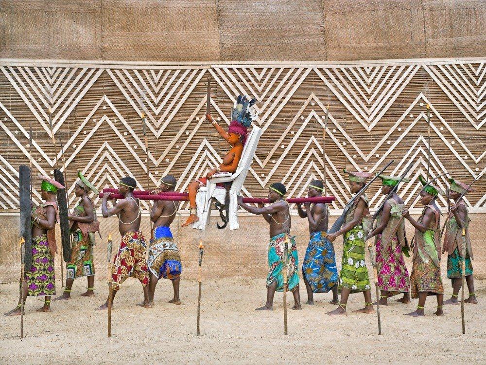 Griot Magazine Sono una Walé Portatemi rispetto ©Patricq Willoq_Walé Oyombé