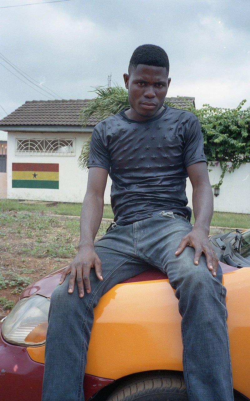 griot_ mag Yenkyi_ Taxi_ hagan ghana-