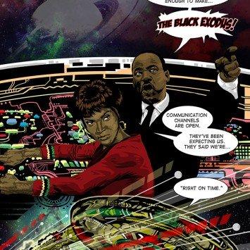 Nichelle Nichols and MLK-reynaldo anderson interview-griotmag