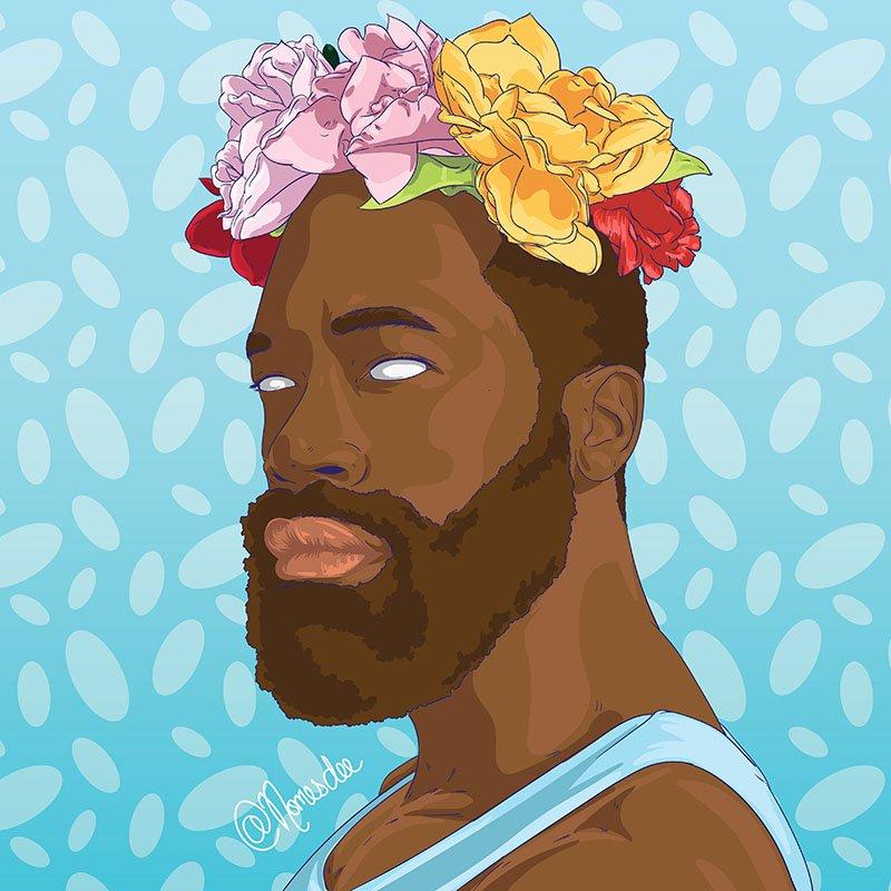 nomesdee -digital artist zambia afrofuturismo