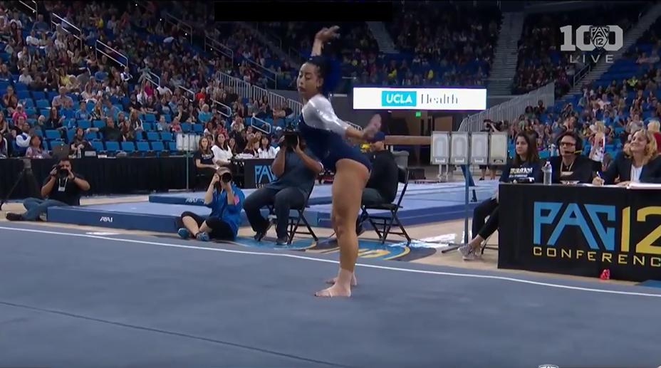 Sophina DeJesus aka Come vincere una gara di ginnastica ballando hip hop