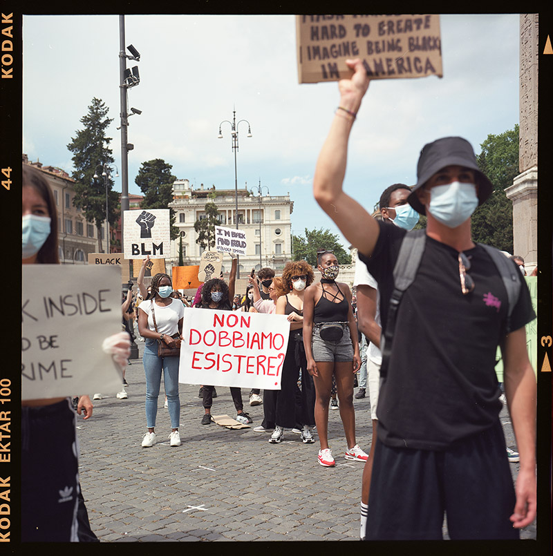 02. griot mag george floyd piazza dl popolo black lives matter manifestazione_