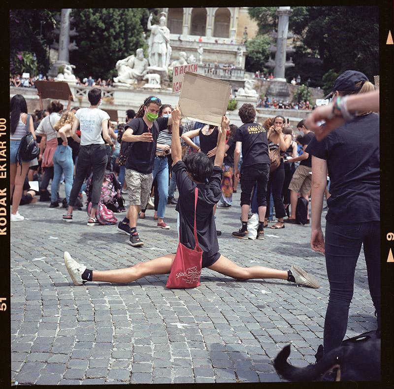 13. griot mag george floyd piazza dl popolo black lives matter manifestazione ©lilia carlone