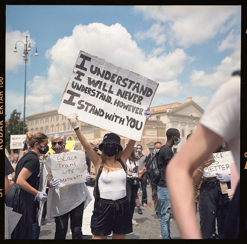 14. griot mag george floyd piazza dl popolo black lives matter manifestazione ©lilia carlone