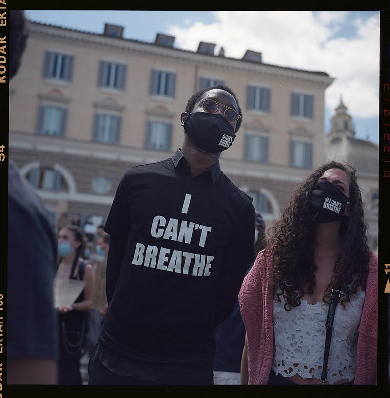 22. griot mag george floyd piazza dl popolo black lives matter manifestazione ©lilia carlone