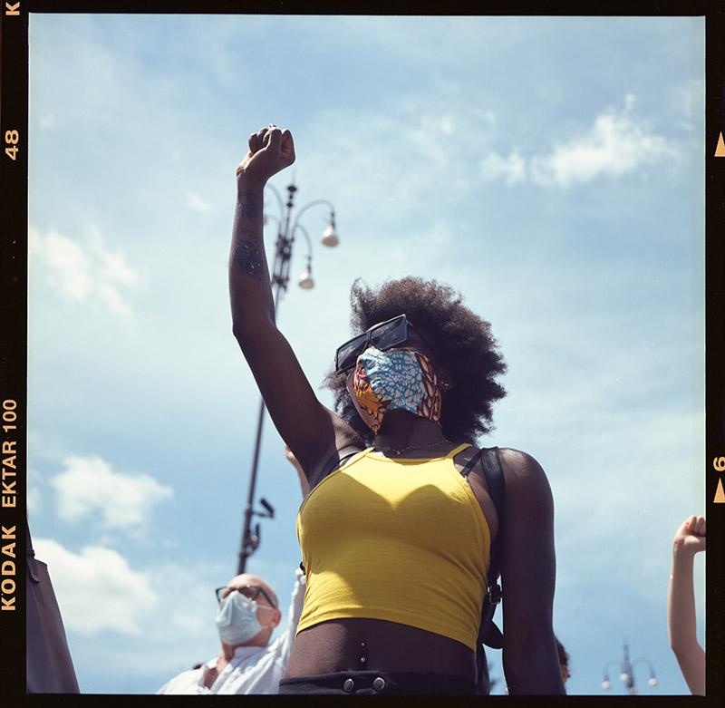 5- griot mag george floyd piazza dl popolo black lives matter manifestazione ©lilia carlone