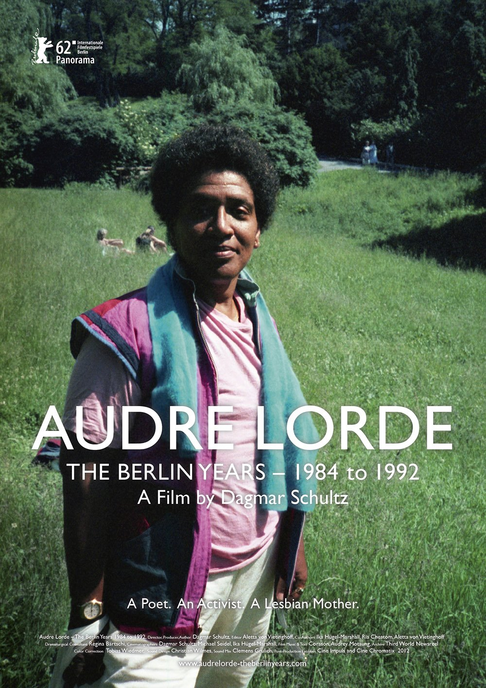 Watch Audre Lorde – The Berlin Years 1984-1992