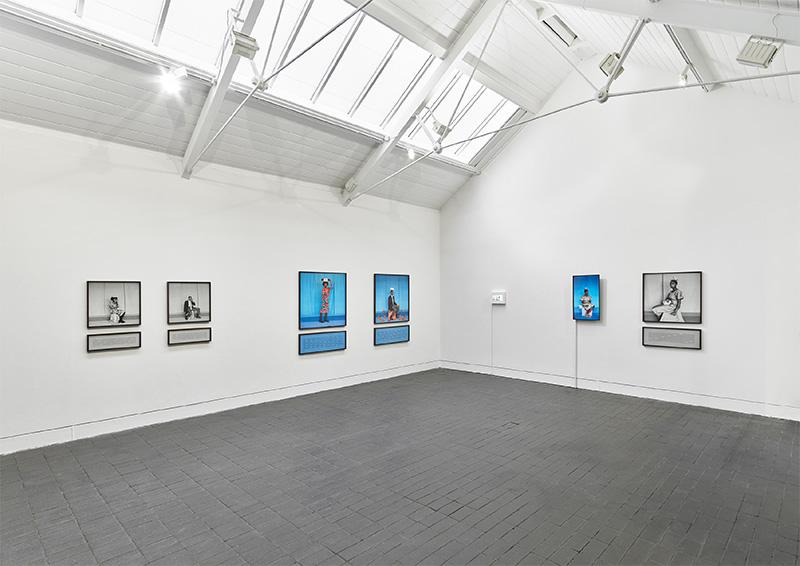 Silvia Rosi, Encounter, Installazione alla Jerwoods Arts, Londra, 2020