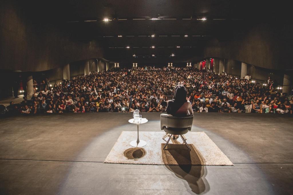 griot mag djamila ribeiro lugar -de fala il luogo della parola femmisimo nero intervista di johanne affricot