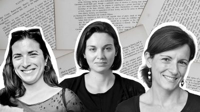 Ilaria Leccardi, Antonia Caruso, Maura Gancitano   Tre donne ci raccontano il loro viaggio di editrici indipendenti